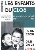 Les Enfants du Clos Exposition à Sampigny 55300 Sampigny du 13-06-2020 à 10:00 au 01-11-2021 à 18:00