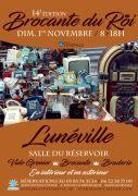 Brocante du Roi à Lunéville