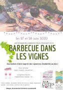Barbecue dans les Vignes en Lorraine