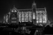 Exposition Metz La Cathédrale Saint-Étienne la Nuit 57000 Metz du 17-06-2020 à 10:00 au 30-09-2020 à 20:00