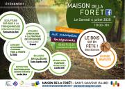 Le Bois est en Fête à Saint-Sauveur 54480 Saint-Sauveur du 11-07-2020 à 13:30 au 11-07-2020 à 18:00