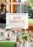 Repas Guinguette au Château de Morey  54610 Belleau du 14-07-2020 à 12:00 au 14-07-2020 à 15:00