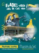 Programme Estival Maison du Sel Haraucourt 54110 Haraucourt du 08-07-2020 à 14:00 au 31-08-2020 à 18:00