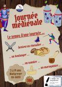 Journée Médiévale Ateliers Enfants à Phalsbourg 57370 Phalsbourg du 12-08-2020 à 09:30 au 12-08-2020 à 16:00