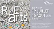 Galerie à Ciel Ouvert Rue des Arts à Barr  Grand Rue 67140 Barr  du 19-07-2020 à 11:00 au 16-08-2020 à 19:00