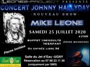 Concert Hommage à Johnny Hallyday à Ugny
