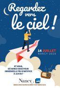 Fête Nationale et Feu d'Artifice à Nancy