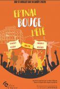 Épinal Bouge l'Été 88000 Epinal du 17-07-2020 à 21:00 au 14-08-2020 à 23:00
