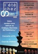 Festival l'Été chez Stan à Commercy 55200 Commercy du 01-08-2020 à 21:00 au 29-08-2020 à 23:00