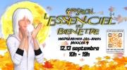 Salon l'Essen-Ciel du Bien-Être à Niederbronn-les-Bains 67110 Niederbronn-les-Bains du 12-09-2020 à 10:00 au 13-09-2020 à 19:00