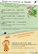 Animations Enfants Vacances Été à Montmédy 55600 Montmédy du 11-08-2020 à 14:00 au 26-08-2020 à 17:00