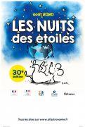 Nuits des Étoiles par le Planétarium d'Épinal 88000 Epinal du 07-08-2020 à 20:00 au 09-08-2020 à 23:59