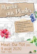 Fête des Plantes au Haut du Tôt 88120 Vagney du 09-08-2020 à 10:00 au 09-08-2020 à 18:00