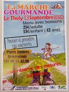 Marche Gourmande Le Tholy 88540 Bussang du 13-09-2020 à 09:00 au 13-09-2020 à 18:00