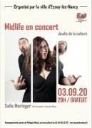 Concert de Midlife à Essey-lès-Nancy 54270 Essey-lès-Nancy du 03-09-2020 à 20:00 au 03-09-2020 à 21:30