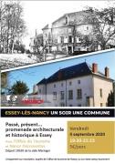 Promenade Architecturale à Essey-lès-Nancy 54270 Essey-lès-Nancy du 04-09-2020 à 19:30 au 04-09-2020 à 21:15
