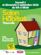 Salon de l'Habitat de Thionville 57100 Thionville du 05-09-2020 à 10:00 au 06-09-2020 à 18:30