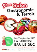 Salon Gastronomie et Terroir à Bar-le-Duc