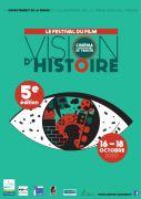 Festival du Film Vision d'Histoire Verdun 55100 Verdun du 16-10-2020 à 19:00 au 18-10-2020 à 16:00