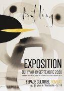 Peintures de François Betting Exposition à Rombas  57120 Rombas du 01-09-2020 à 10:00 au 19-09-2020 à 17:00