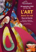 Festival l'Art dans la Rue à Sarrebourg 57400 Sarrebourg du 20-09-2020 à 10:00 au 20-09-2020 à 18:00