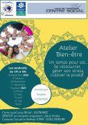 Ateliers Bien-être à Guénange 57310 Guénange du 18-09-2020 à 17:00 au 18-06-2021 à 19:00