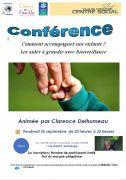 Accompagner son Enfant Conférence à Guénange 57310 Guénange du 25-09-2020 à 20:00 au 25-09-2020 à 22:00