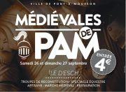 Fête Médiévale à Pont-à-Mousson