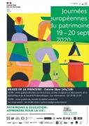 Journées du Patrimoine Musée de la Princerie Verdun 55100 Verdun du 19-09-2020 à 14:00 au 20-09-2020 à 18:00