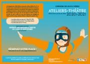 Ateliers Théâtre dans les Vosges avec les Joli(e)s Mômes Vosges du 21-09-2020 à 18:00 au 30-06-2021 à 19:45