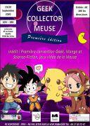 Convention Geek Collector Meuse à Bar-le-Duc 55000 Bar-le-Duc du 19-09-2020 à 10:00 au 20-09-2020 à 18:00