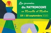 Journées du Patrimoine en Moselle et Madon 54230 Neuves-Maisons du 19-09-2020 à 09:00 au 20-09-2020 à 18:00