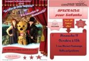 Spectacle pour Enfants à Guénange 57310 Guénange du 11-10-2020 à 15:00 au 11-10-2020 à 17:00