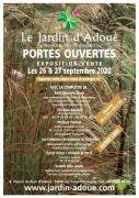 Portes Ouvertes au Jardin d'Adoué Lay Saint-Christophe 54690 Lay-Saint-Christophe du 26-09-2020 à 10:00 au 27-09-2020 à 18:00