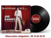 Concert Hommage à Joe Dassin à Dompaire 88270 Dompaire du 10-10-2020 à 21:00 au 10-10-2020 à 23:00