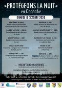 Protégeons la Nuit en Déodatie Pays de la Déodatie du 10-10-2020 à 19:45 au 10-10-2020 à 23:59