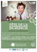 Fête de la Science à la Maison du Sel à Haraucourt 54110 Haraucourt du 03-10-2020 à 10:00 au 04-10-2020 à 17:30