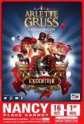 Cirque Arlette Gruss Nancy 54000 Nancy du 16-10-2020 à 19:30 au 01-11-2020 à 19:00