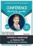 Conférence Méditation Guidée à Cirey-sur-Vezouze 54480 Cirey-sur-Vezouze du 03-10-2020 à 10:30 au 03-10-2020 à 12:30