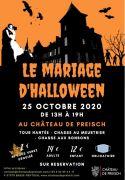 Halloween au Château de Preisch 57570 Basse-Rentgen du 25-10-2020 à 13:00 au 25-10-2020 à 19:00