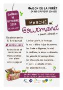 Marché d'Automne Gourmand à Saint-Sauveur 54480 Saint-Sauveur du 10-10-2020 à 10:00 au 10-10-2020 à 17:00