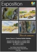 Terre de Contrastes Exposition à Essey-lès-Nancy 54270 Essey-lès-Nancy du 10-10-2020 à 14:00 au 18-10-2020 à 18:00