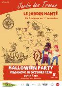 Halloween au Jardin des Traces à Uckange 57270 Uckange du 05-10-2020 à 10:00 au 01-11-2020 à 20:00