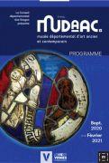Programme MUDAAC Épinal 2020-2021 88000 Epinal du 01-09-2020 à 09:30 au 28-02-2021 à 18:00