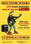 Faites du Rock avec Lucien Exposition à Rombas 57120 Rombas du 29-09-2020 à 15:00 au 25-10-2020 à 12:00