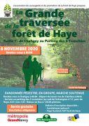 Randonnée Forêt de Haye Chaligny 54230 Chaligny du 08-11-2020 à 08:30 au 08-11-2020 à 12:30