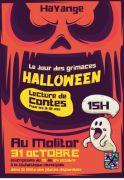 Lecture de Contes Halloween à Hayange 57700 Hayange du 31-10-2020 à 15:00 au 31-10-2020 à 17:00