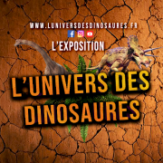 L'Univers des Dinosaures à Toul 54200 Toul du 10-10-2020 à 10:00 au 11-10-2020 à 18:00