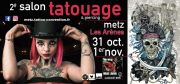 Tattoo Metz Convention Tatouage 57000 Metz du 31-10-2020 à 10:00 au 01-11-2020 à 20:00