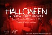 Soirée Dîner Halloween au Château d'Art-sur-Meurthe  54510 Art-sur-Meurthe du 31-10-2020 à 20:00 au 31-10-2020 à 23:30